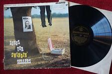 PETER SELLERS SONGS FOR SWINGIN' LOVERS PARLOPHONE BLACK/GOLD PMC 1111 VG+