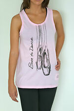 Singlet top with racer back perfect for dancing or streetwear
