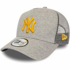 New Era A-Frame Trucker Cap - JERSEY New York Yankees grau
