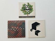 LOT DE 3 COMPILATIONS CD PROMO MUTE DEPECHE MOD E/ NICK CAVE / ERASURE / MOBY...