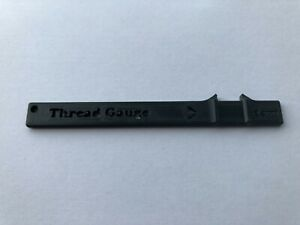 Lacemakers Thread Gauge - Brand New Product
