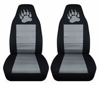 Fits 97-02 Jeep Wrangler Sport/Sahara/SE  front set car seat covers  with design
