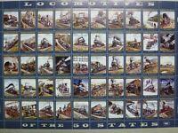 Marshall Inseln 2012 Eisenbahn Railways Trains Brücken 3015-3064 Postfrisch MNH