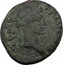 Hermocapelia in Lydia time of Hadrian 117AD Greek Coin Roman Senate Roma i35926