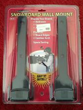 Snow Board Wall Storage Mount Sport Mounts Inc Skateboard