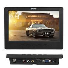 "7"" LCD Super HD 1024x600 Video dio HDMI VGA AV Input Monitor Screen for CCTV"
