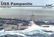 USS Pampanito, Balao Class Submarine walk around (Squadron Signal 5604)