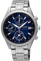 SEIKO SNDV53P1,Ladies chronograph,stainless steel case & bracelet,50m WR,SNDV53