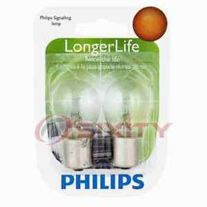 Philips Back Up Light Bulb for Peugeot 405 504 505 604 1973-1991 Electrical cl