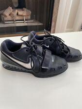 Nike Romaleos 2 weightlifting shoe, men's size 8.5, black