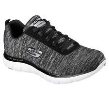 Zapatillas deportivas de mujer Skechers color principal negro sintético