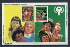 Bolivien Block 97 postfrisch / Jahr des Kindes ...........................1/2952