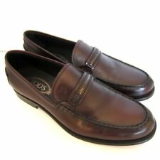 Tod's Leather Loafers Casual Shoes for Men