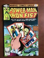 Power Man And Iron Fist #64 (1980) 7.5 VF Marvel Key Issue Bronze Age Comic Book