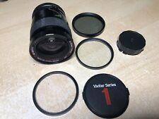 Vivitar Series 1 24-70mm 1:3.8-4.8 Lens for Canon FD Mount