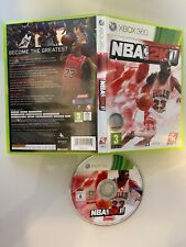 NBA 2K11 Xbox 360 Game SC FAST DISPATCH UK