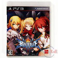 Jeu BlazBlue : Chrono Phantasma [JAP] sur PlayStation 3 / PS3 NEUF sous Blister
