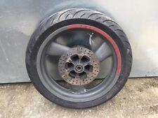 Cagiva Mito 125 Evo Rear Wheel Tyre & Brake Disc From A 2000 Model