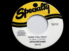 LITTLE RICHARD~LONG TALL SALLY~NM~STORE STOCK~SPECIALTY~BROWN WAX ~ R&B 45