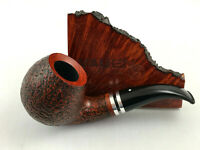 VAUEN Caletta 519 Pfeife pipe pipe Made in Germany 9mm Filter Weißpunkt