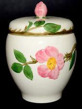 Franciscan Desert Rose RARE Potpourri Jar / Made in U. S. A.