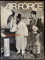 Air Force Magazine Journal of the AFA July 1996 Korean War Scrapbook