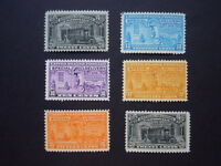 #E14, E15, E16, E17, E18, E19,  Post Office Special Delivery MNH OG F/VF