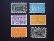 #E14, E15, E16, E17, E18, E19,  Post Office Special Delivery MNH OG F/VF