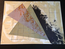 """Laddie John Dill """"Arial Landscape 3"""" Lithograph, Hand Signed/Numbered Limited Ed"""
