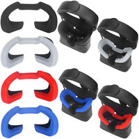 Eye Mask Cover Silicone Case Sweatproof for Oculus Rift S VR Virtual Reality HYA
