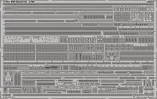 EDUARD 17031 Detail Set for Trumpeter® Kit HMS Hood 1941 in 1:700