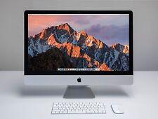 "27"" Retina 5K Apple iMac desktop 3.2GHz Skylake i5 2TB Fusion 16GB RAM 2GB GFX"