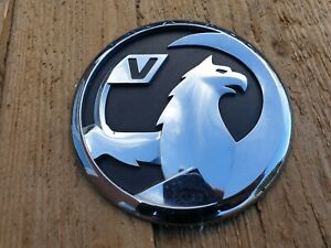 Vauxhall Insignia Front Grille Badge Genuine Used Part 2009-2013 134mm