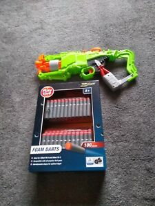 Nerf Gun and compatible bullets
