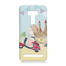 Multicoloured Fitted Case or Skin for ASUS Mobile Phone
