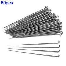 60 Pcs Felting Needles Pin Tools Of Felt Of Wool Pins with Wooden Handle