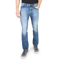 DIESEL Buster Men's Steel Blue Jeans SLIM FIT New & Authentic / RRP $200