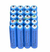 20x AAA 1800mAh 1.2V Ni-MH Rechargeable battery 3A Blue Cell for MP3 RC Toys