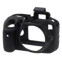 EasyCover Pro Silicone Skin Camera Armour Case Nikon D3200 in Black (UK Stock)