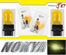 Nokya Light 3156 Yellow 27W Nok6231 Two Bulbs Back Up Reverse Replacement Show