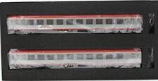 "L.S. Models 47059 - 2-tlg Liegewagen Set Bcmz 59-70 ""Euroturk Express""   DC   H0"
