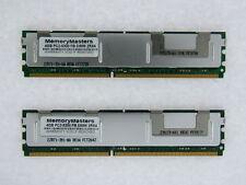 8GB 2X4GB KIT IBM IntelliStation Z Pro 9228-xxx 46C7419 FRU 40V6418 RAM MEMORY