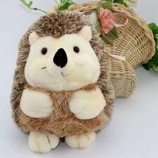 Lovely Soft 7in Hedgehog Animal Doll Stuffed Plush Toy Children Kids Home