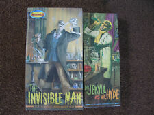Moebius The Invisible Man , Moebius Dr.Jekyll as Mr. Hyde
