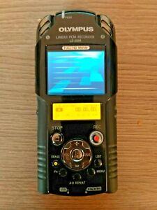 Olympus LS-20M LINEAR PCM RECORDER FULL HD MOVIE