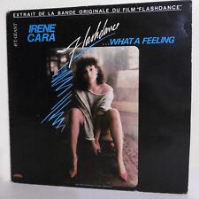MAXI 45T FLASHDANCE Film Vinyle Irène CARA -WHAT FEELING Remix CASABLANCA 812353