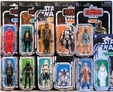 Star Wars The Vintage Collection 2019 Praetorian Guard Luke Crait Phasma Leia