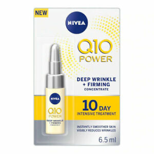 Nivea Q10 Power Deep Anti-Wrinkle Firming Concentrate 10 Day Intensive Treatment