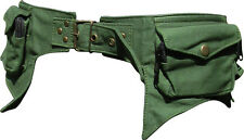 Green Pocket Hip Money Belt Waist Bum Bag FESTIVAL DANCE