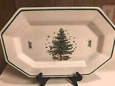 Nikko Christmastime Platter